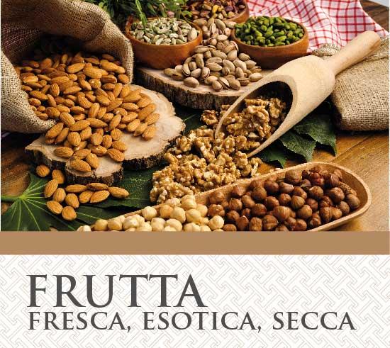 Frutta Fresca, Secca e Conservata T&G